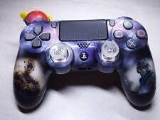 Manette PS4 Customisé à l'aérographe !!! Dualshock 4 Sixaxis DBZ call of duty