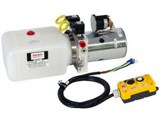 BUYERS PU642  4-Way DC Power Unit Electric Controls Horizontal 0.86 Gallon Poly