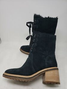 Timberland Women's Sienna High Waterproof Mid Suede Boots A24V6 Size 9 W474