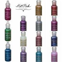 Glitter Glue by Dovecraft. Fine Nozzle. 14 Colours!  Buy 2, Get 1 Free!!