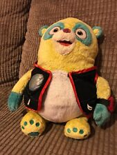 """Official Disney Store Special Agent OSO Bear Soft plush 14"""""""