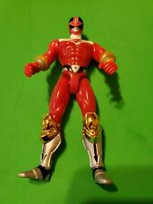 Power Rangers Lightspeed Rescue Red Ranger 2000 Action Figure From Bandai