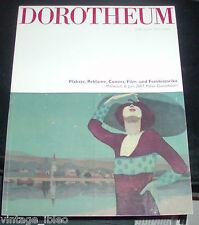 Dorotheum Catálogo Subasta Tabla Posters Publicidad y el Cine - 2007