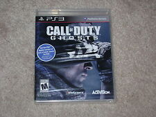 CALL OF DUTY GHOSTS...PS3...***SEALED***BRAND NEW***!!!!!
