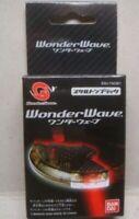 WS  Wonder Wave  Box. WonderSwan JAPAN Game Bandai 30017