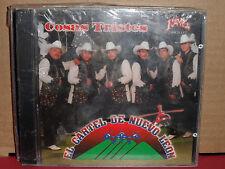 El Cartel de Nuevo Leon - Cosas Tristes CD Rare LATIN