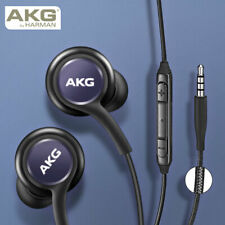 Original Samsung AKG Headphones Earplugs Headset For Galaxy S8 S9 S10 + S7 Edge