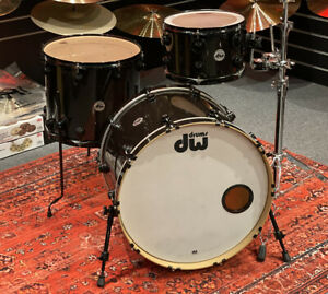 DW Collector Series Drum Kit All Black #476