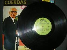 """IMPORT Latin LP Tono Fuentes """"Cuerdas Que Lloran En El Ecuador  Fuentes VG"""