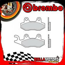 07SU12SP PASTIGLIE FRENO POSTERIORE BREMBO TRIUMPH SPEED TRIPLE 2010- 1050CC [SP