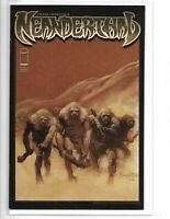 Frank Frazetta's Neanderthal #1 One-Shot // Cover A