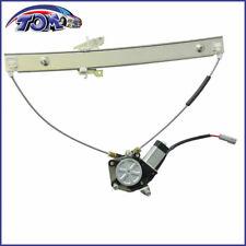 Power Window Regulator Motor Assembly Front Left For 01-07 Escape Mariner 741604