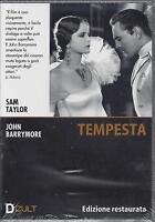DVD Tormenta Edición Restaurada por Sam Taylor con John Barrymore Nuevo 1928
