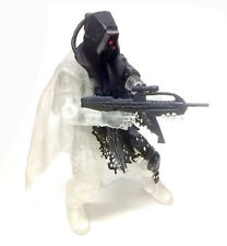 "KILLZONE HELGHAST SNIPER 6"" video game figure (RARE PHASING VERSION)"