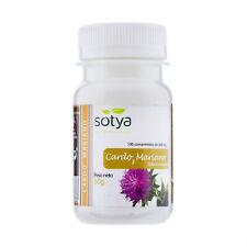 Stoya Cardo Marino - Tratamiento de Trastornos de la Vesícula Biliar y el Hígado (2 x 100 Tabletas)