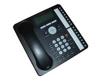 Avaya 1616 Systemtelefon Telefon schwarz Neuwertig !!!!                      *20