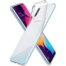 Samsung Galaxy A50 Liquid Hülle Durchsichtig Transparent Case Clear Cover