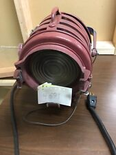 "Mole Richardson Stage Light Type 3081 1000 Watt 6"" Baby Light Free Shipping"