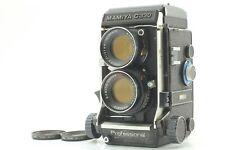 [NEAR MINT] Mamiya C330 pro Body & DS 105mm 3.5 Blue Dot Lens From JAPAN