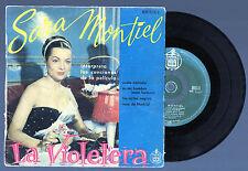 SARA MONTIEL La Violetera 1958 spanish EP Original