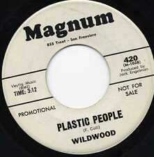 "WILDWOOD ""PLASTIC PEOPLE"" U.S. MONSTER GARAGE 1968"