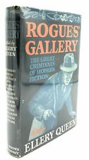 Ellery Queen, Agatha Christie / Rogues' Gallery 1st Edition 1945