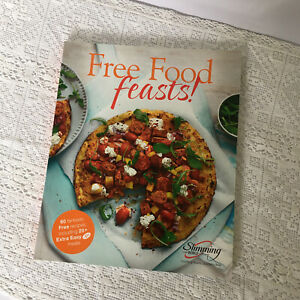 SLIMMING WORLD FREE FOOD FEASTS COOK BOOK 50+ RECIPES USED