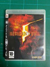 RESIDENT EVIL 5 - PS3 - PAL ITA Usato Ottimo