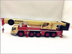 1/87 HO Tonkin Liebherr LTM 1250-5.1 Mobilkran Mobile Crane Grue Automtrice _4