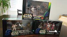 Star Wars POTF (Lot of 3) Mynock Hunt, Rebel Pilots & Jabba's Skiff Guards
