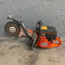 Husqvarna K760 Cut N Break 14 Concrete Saw Gas Power Cutter Handheld