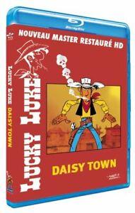 "LUCKY LUKE ""Daisy Town"" BLU RAY NEUF SOUS BLISTER"