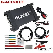 Hantek6074BE I Hantek 4 CH Oscilloscope Automotive USB Oscilloscope 70MHz 1GSa/s