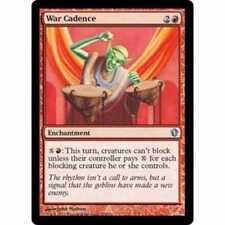 MTG COMMANDER 2013 * War Cadence