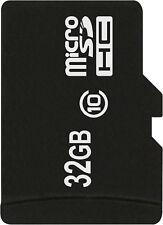 Carte MicroSD HC 32 Go Mémoire Classe 10 pour Windows téléphone 8S by HTC