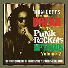 Don Letts - Dread Meets Punk Rockers Downtown Vol. 2 - Various Artists (NEW 2CD)