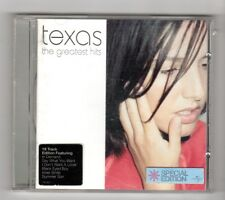 (IE80) Texas, The Greatest Hits - 2000 CD