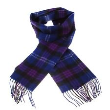 Edinburgh 100% Laine D'Agneau de Luxe Écossais Écharpe Tartan Patrimoine
