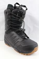 Salomon Synapse Wide JP Snowboard Boots Men's Size 8.5W Black New 2020