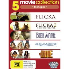 5 Movie Collection - Teen Girls (Flicka / Flick 2: Friends Forever / Ever After