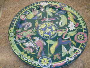"BOPLA FANTACY COLLECTION 12"" (30.5 CM) CHARGER / SERVING PLATE"
