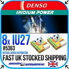 8 x DENSO IRIDIUM PLUGS *SALE* IU27 FOR SUZUKI,GSX600F T, V, W, X, Y, K1-K4 600