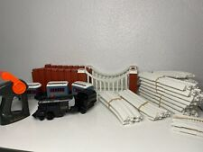 Lionel The Polar Express Battery Powered Rc Little Lines Train Set Missing Wheel