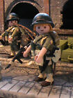 PLAYMOBIL CUSTOM US SUB. 45TH INFANTRY DIVISION (N.AFRICA-1943) REF-0154 BIS
