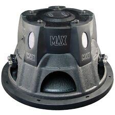 "SOUS LANZAR MAX PRO 10"" 25 CM MAXP104D 1200 WATTS MAX 4 + 4 OHM COFFRE TRONC"
