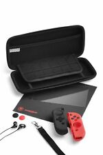 Snakebyte Starter:Kit Pro™ für Nintendo Switch mit Tragetasche, Hüllen uvm