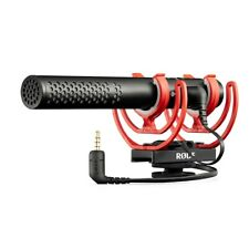 Rode VideoMic NTG Battery-Powered On-Camera Supercardioid Shotgun Microphone