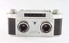 TDC Stereo Colorist II, Rodenstock Trinar 3.5/35 mm, Velio Shutter
