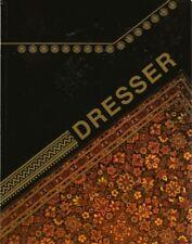 RARE Book/Catalog DRESSER Design 1834-1904 Art Craft 99
