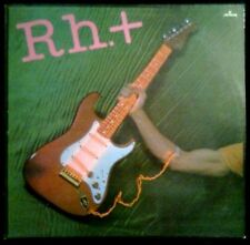 RH+ - SPAIN LP Mercury 1983 - Sin Etiqueta En Cara 1 - Como Nuevo / Near Mint